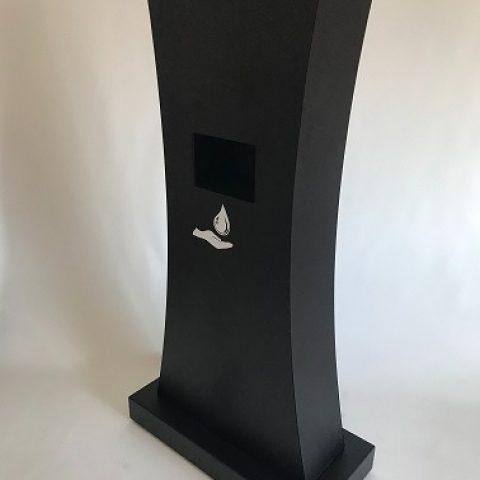 Otomatik Sensörlü Dezenfektan Standı