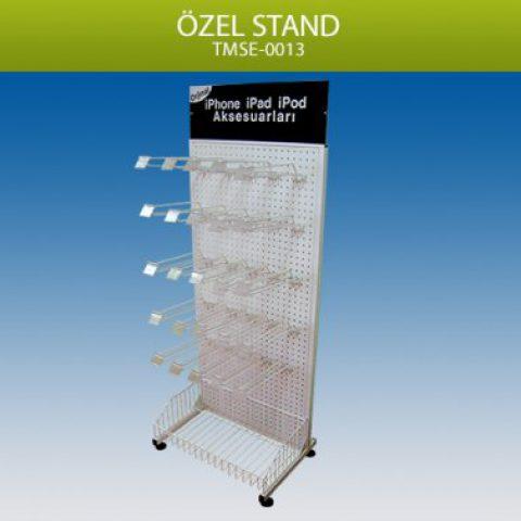 Delikli Panolu Asma Kancalı Stand – TMSE0013
