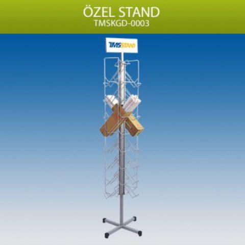 Tel Model İçecek Standı -TMSKGD0003