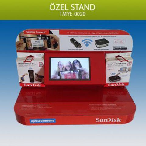 Masaüstü Kasa Yanı USB Standı – TMSYE0020