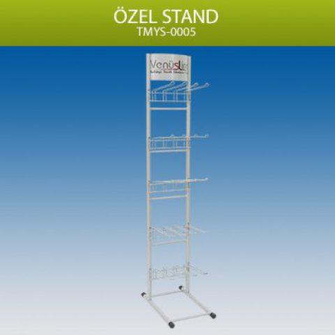 5 Katlı Tel Kancalı Stand – TMSYS0005