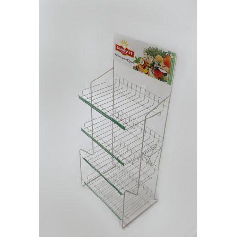 Kasa Önü Tel Stand – Meyve Çayı Standı TMS2545622