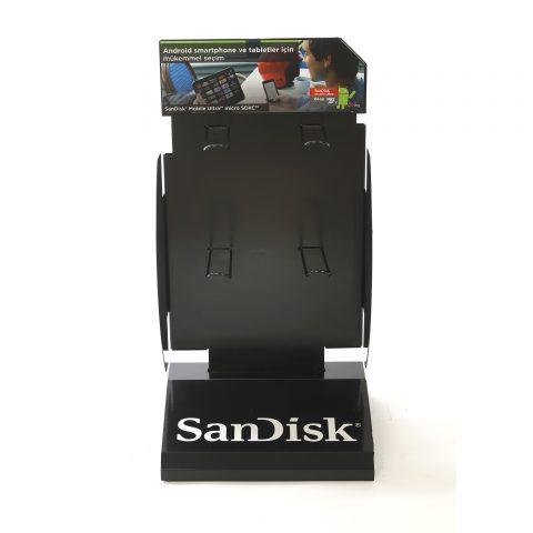 Masa Üzeri Flash Bellek Standı TMS0005